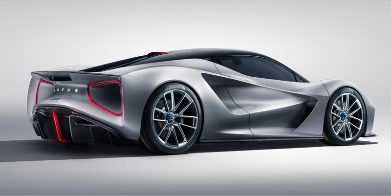 Evija - Lotus Cars Media Site